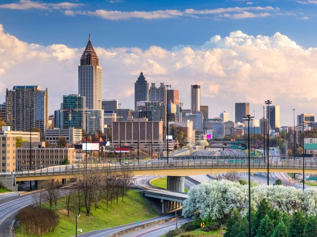 Forget LA and New York City: Tech startups, Fortune 500 companies, and major film studios are minting new wealth in the 'Hollywood of the South,' and it's creating a spike in luxury real estate