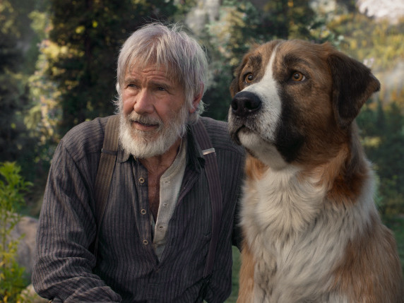 'The Call Of The Wild' First Trailer: Harrison Ford Stars In Fox's Live-Action/Animated Hybrid