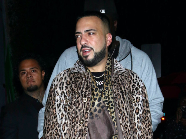French Montana Reportedly Hospitalized After Experiencing Cardiac Issues