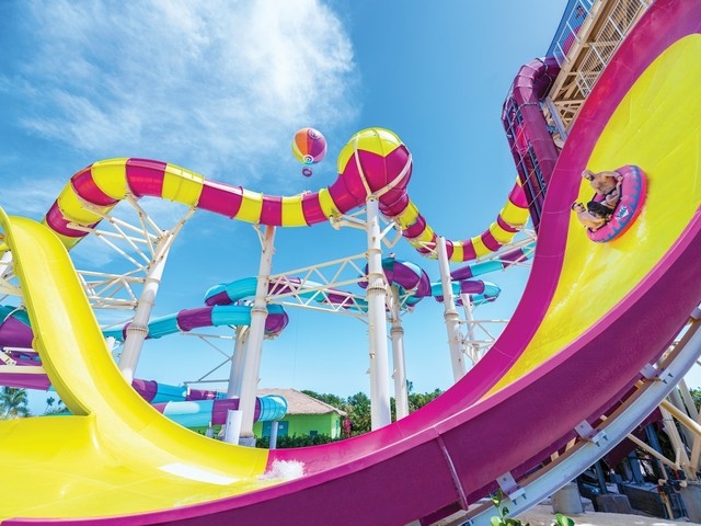 Royal Caribbean to offer early bird water slide access at Perfect Day at CocoCay