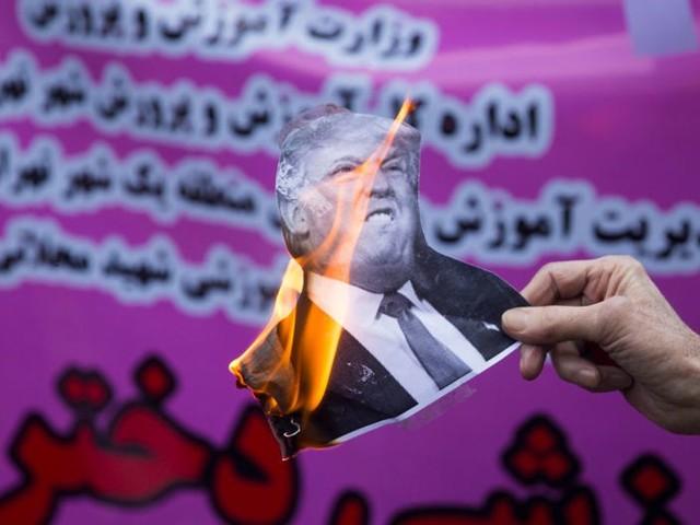 Iranian lawmaker announces $3 million cash bounty on President Trump in speech to Parliament