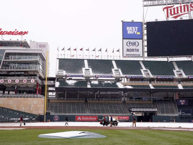 New gate area, improved batter's eye at Target Field will help Twins usher in new season