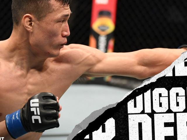 UFC Vegas 29: Can Ige pull out another epic brawl from Zombie?