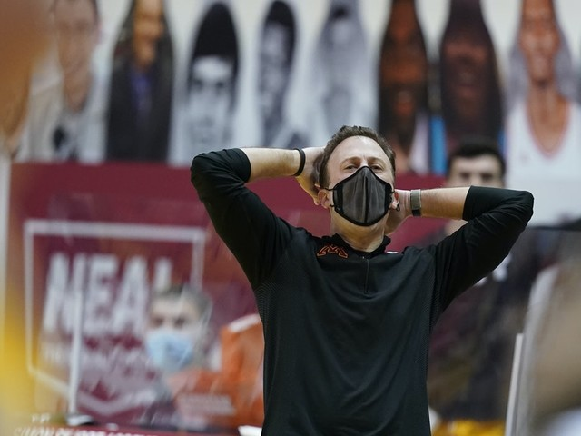 Richard Pitino and the Gophers. What went wrong?
