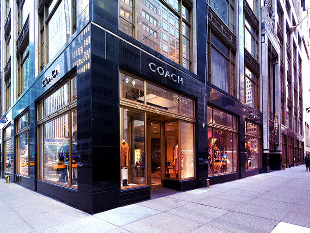 Coach abruptly shuts doors at Vornado's 595 Madison