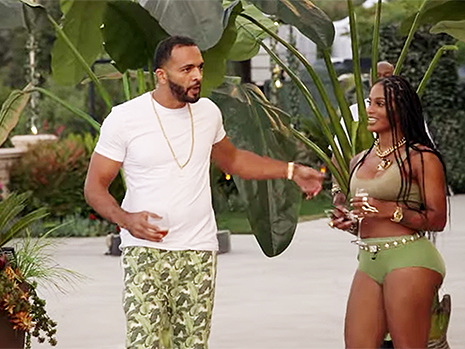 'Marriage Boot Camp': Joseline Hernandez's Boyfriend Explodes After She Flirts With Another Man