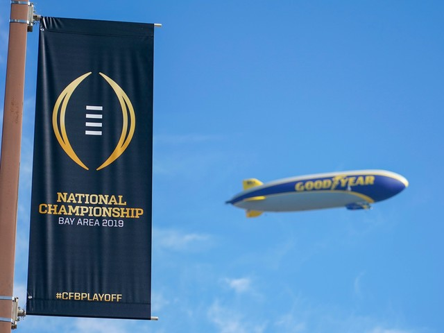 Commissioners say no significant change ahead for College Football Playoff