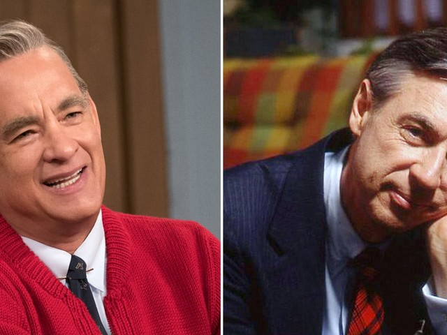 Tom Hanks and Mister Rogers Are Related, Which May Explain Why They're So Lovable