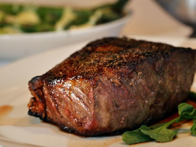 An Issue With Steak