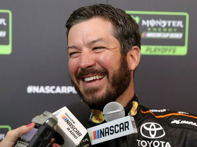 What drivers said at NASCAR Cup Series playoff media day