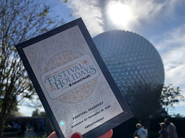 What Has Changed at EPCOT's Festival of the Holidays?