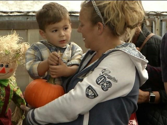 Merrymead Farm's Harvest Days takes the Halloween fun to the farm