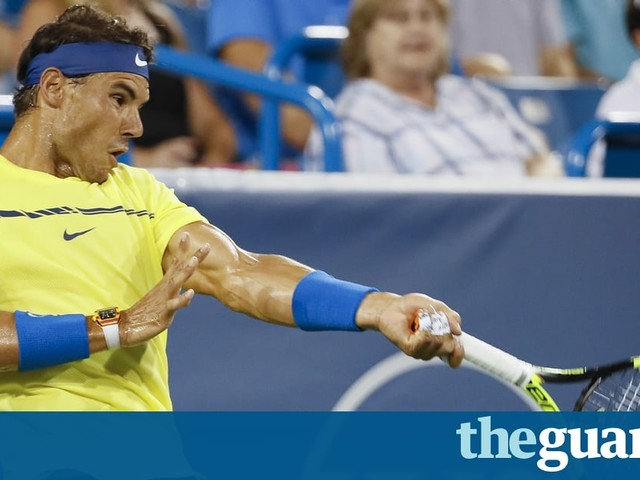 Rafael Nadal is last of the golden greats still standing before US Open | Jacob Steinberg