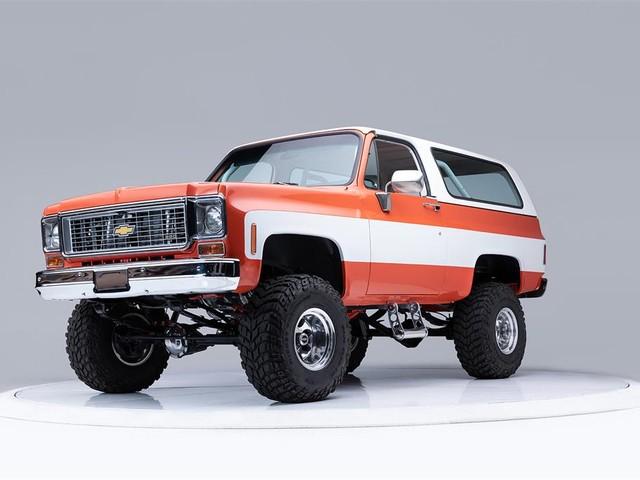 1973 Chevrolet Blazer Custom