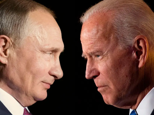 """How Putin's """"Saber-Rattling"""" Forced A Biden Summit, Bypassing Kiev To Decide Ukraine's Fate"""