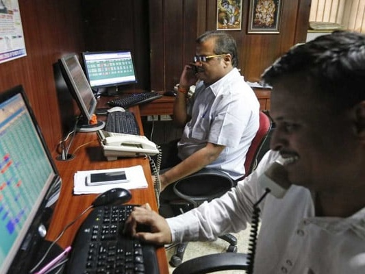 Sensex Jumps Over 300 Points, Nifty Moves Above 10,800