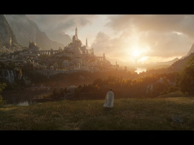 Amazon's Lord of the Rings series will premiere in September 2022