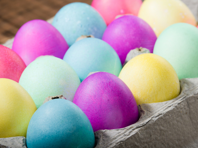 Think twice before eating those hard-boiled Easter eggs
