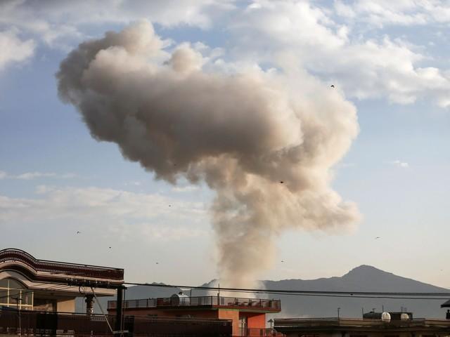 12 killed in Kabul suicide blast, including children