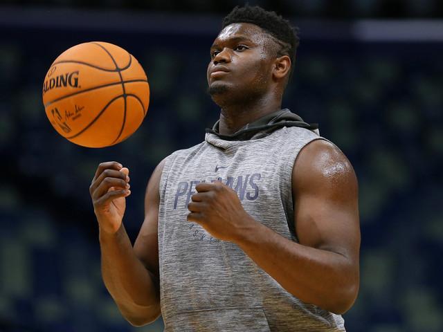 Pelicans GM David Griffin blasts Zion Williamson weight narrative