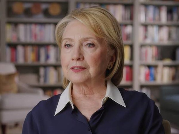 Why Hillary Clinton Decided to Tell Her Story In a Doc Series on Hulu