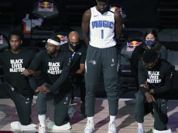 NBA's Jonathan Isaac Suffers Season-Ending ACL Injury Days After Explaining Why He Didn't Take A Knee Or Wear 'BLM' Shirt During Anthem