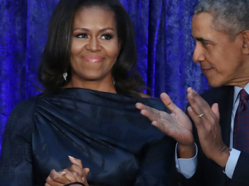 Of Course, The Smithsonian Had To Move Michelle Obama's Portrait Over Its Popularity! Who Wouldn't Want To See It In Person?!