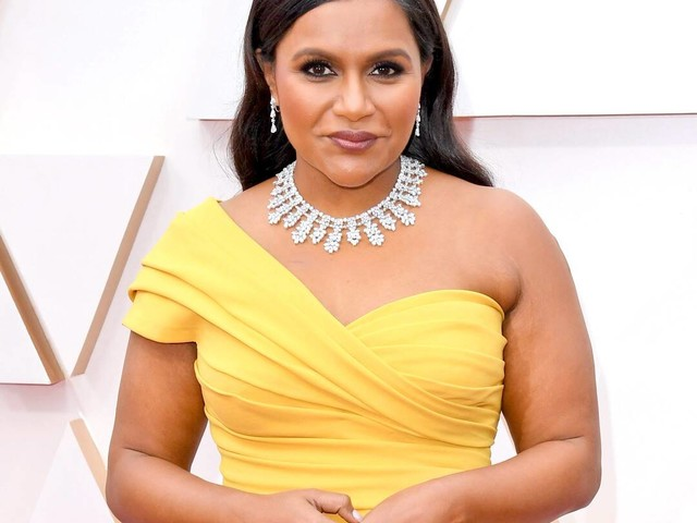 "Mindy Kaling Reveals Son's Middle Name in Response to Claim Her Kids Have ""Very Caucasian Names"""