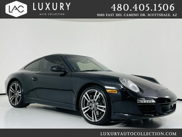 2012 Porsche 911--Carrera--Black--Edition