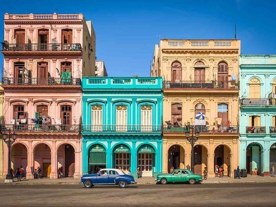 Best New Cruises to Cuba
