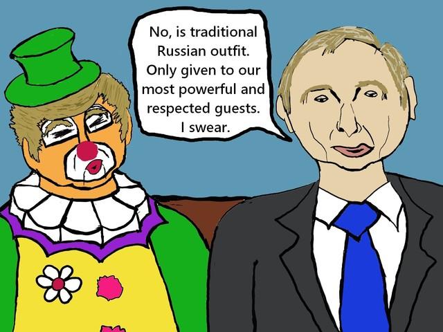 Vlad's a trustworthy guy