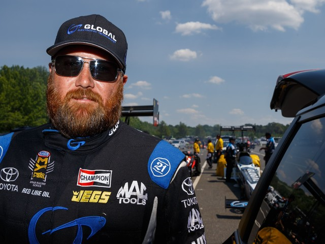 NHRA's Shawn Langdon will take championship pedigree from Top Fuel to Funny Car