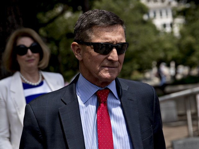Michael Flynn deserves up to six months in prison, U.S. Justice Department says in reversal for former Trump national security adviser