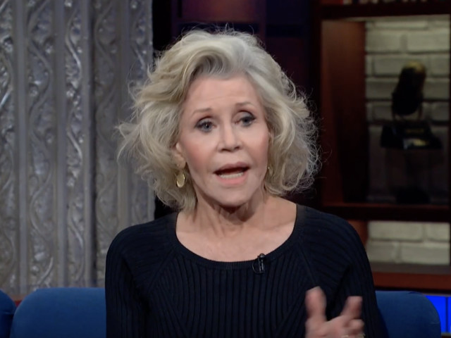 Jane Fonda offers advice for climate activists engaging in civil disobedience