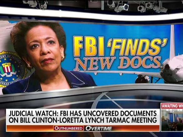 Loretta Lynch Documents Deep State Doesn't Want to Release Damaging Records Tom Fitton