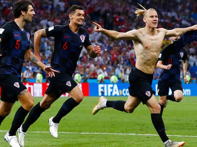 FIFA warns Croatia player over Ukraine video