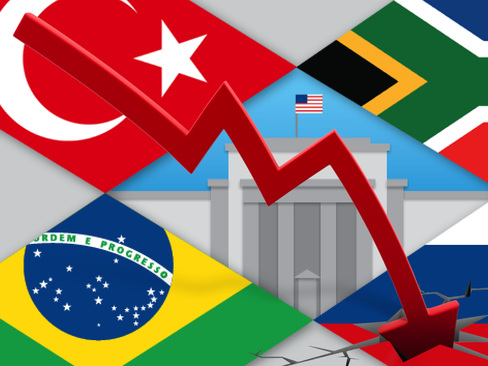 Emerging Market Central Banks Panic With Most Rate Cuts Since Financial Crisis