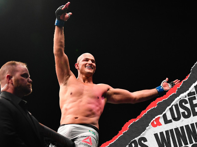 UFC Wichita: Lewis vs. Dos Santos - Winners and Losers