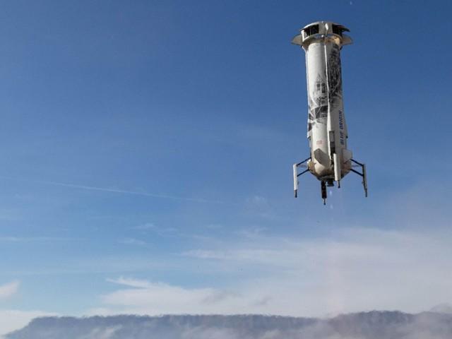 Blue Origin plans Texas launch of experiments for NASA, universities