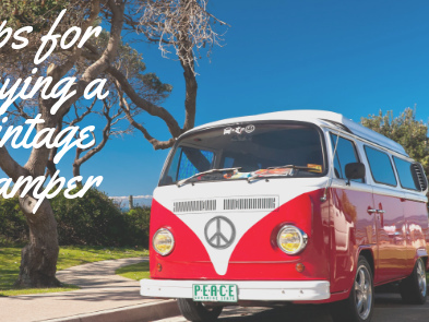 Tips for Buying a Vintage Camper
