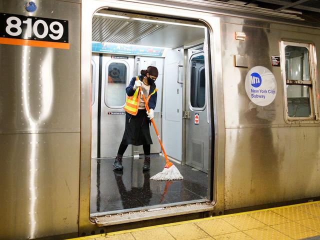 NYC subways and buses will kill coronavirus with light
