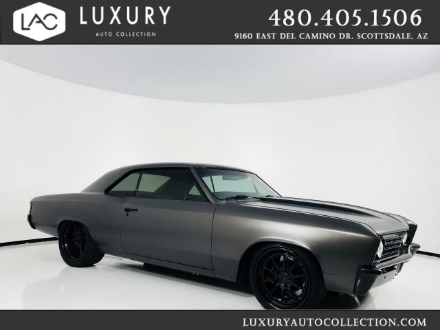 1967 Chevrolet Chevelle RestoMod | +650hp Supercharged LT4 Powered