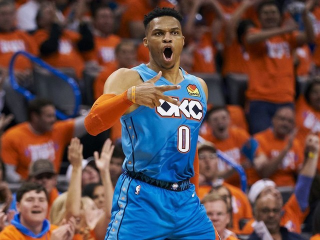 Thunder trading Russell Westbrook to Rockets for Chris Paul and draft picks