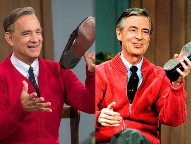 Proof Tom Hanks Is Actually Mister Rogers
