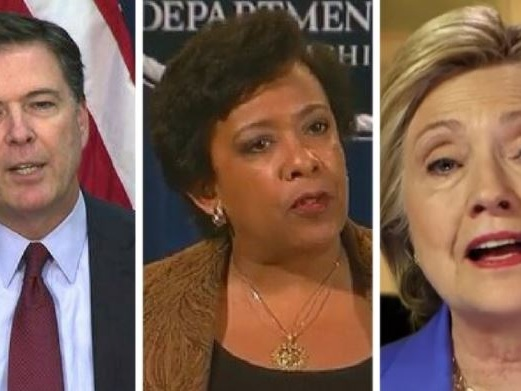 Gauntlet Thrown: House Judiciary Demands Special Counsel To Investigate Comey, Lynch, And Clinton