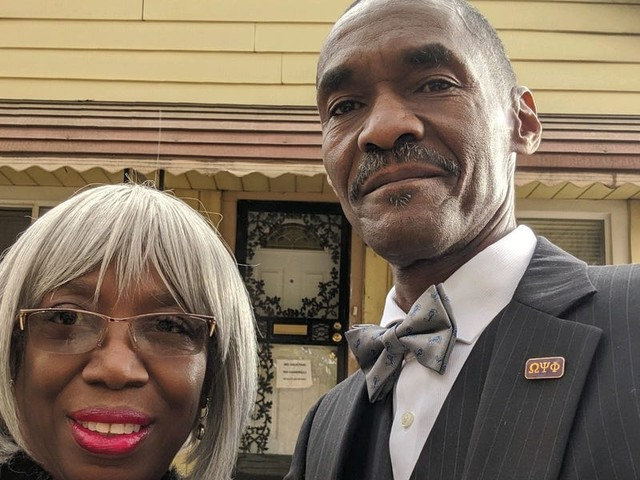 A homeless Detroit man bought an abandoned house for $1,500 and spent 10 years renovating it for his wife. Here's how he did it — and what it looks like now.