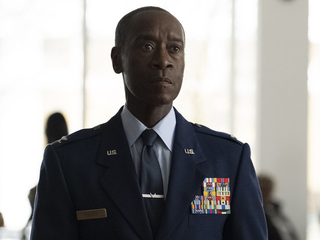 Don Cheadle's Reaction to His Emmy Nomination Is Going Viral Because He Doesn't Get It