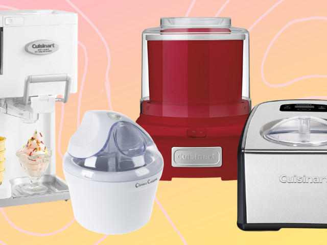 Cool down this summer with these ice cream makers on sale