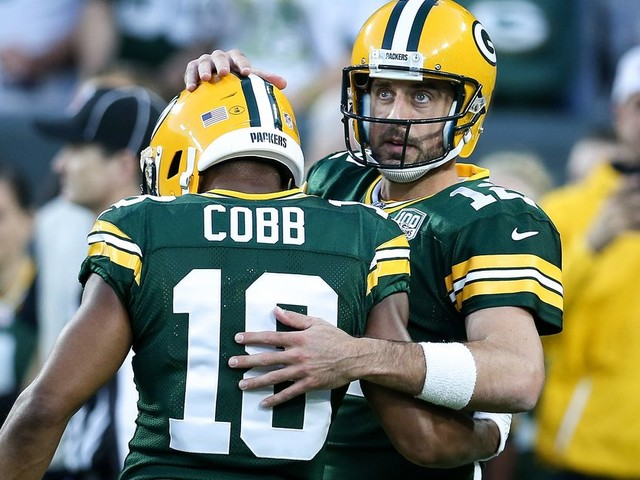 Aaron Rodgers Is Back in Green Bay. But Will He Be Traded This Season?