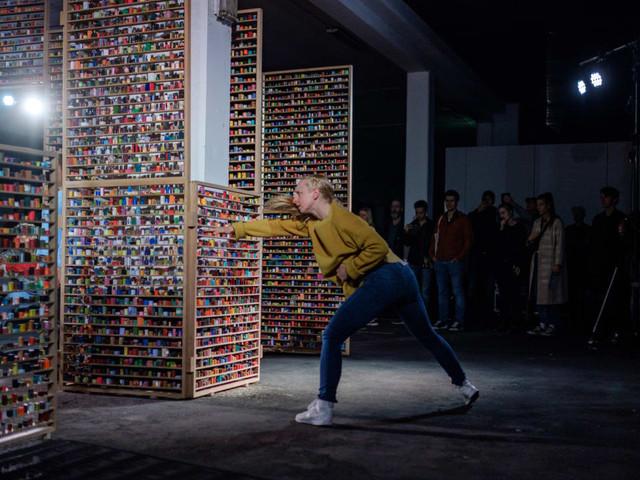 Swedish artists create 17,000 sculptures—one for each Afghan refugee facing deportation